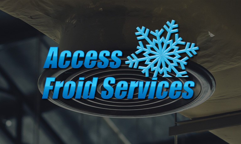 Création site Internet : Access Froid Services