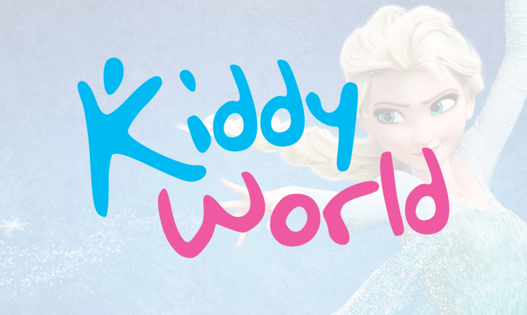 Création site Internet : Kiddy World